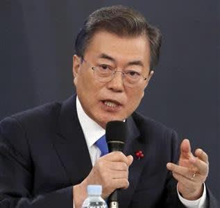 韓国民よ、政治危機に覚醒せよ」...
