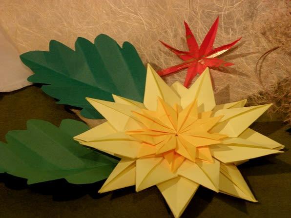 クリスマス 折り紙 折り紙 菊の花 : blog.goo.ne.jp