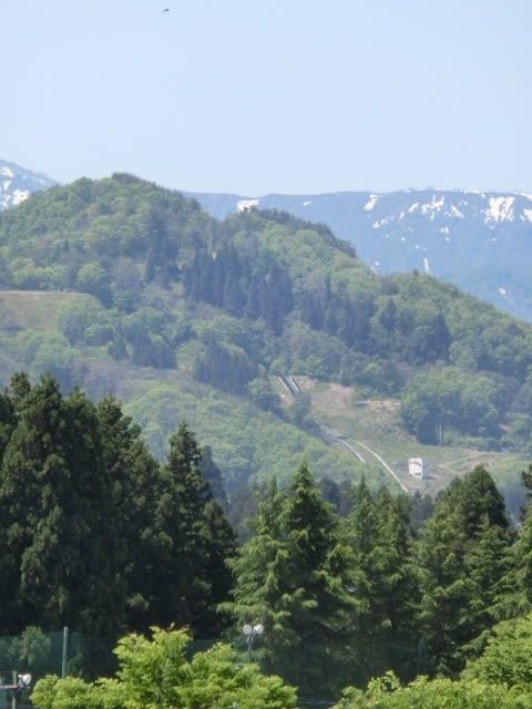 御成山ジャンプ台