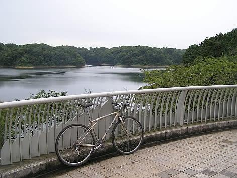 多摩湖 狭山湖