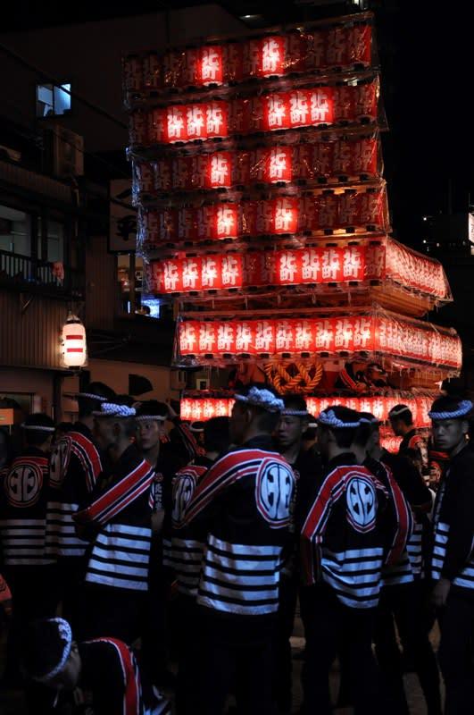岸和田だんじり祭・2010 - 旅と祭りのフォトログ