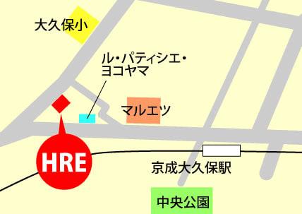 HRE本店map