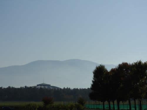 鉢伏山と前鉢伏山
