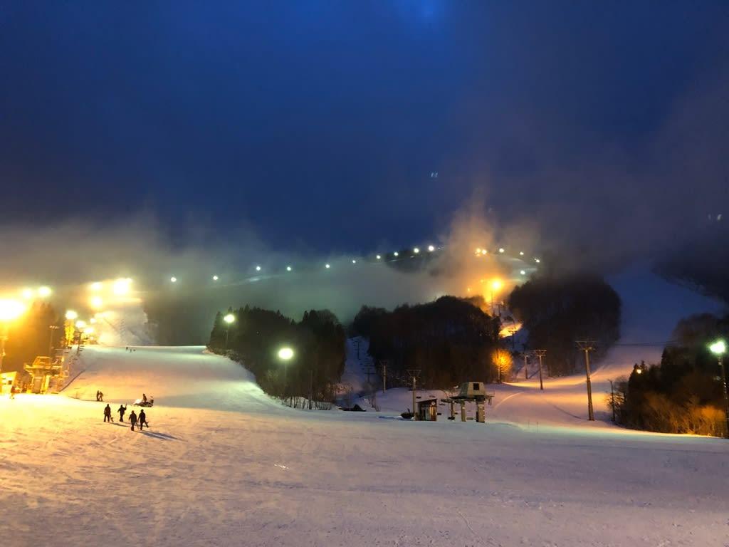 スキー げ 天気 場 高原 とう