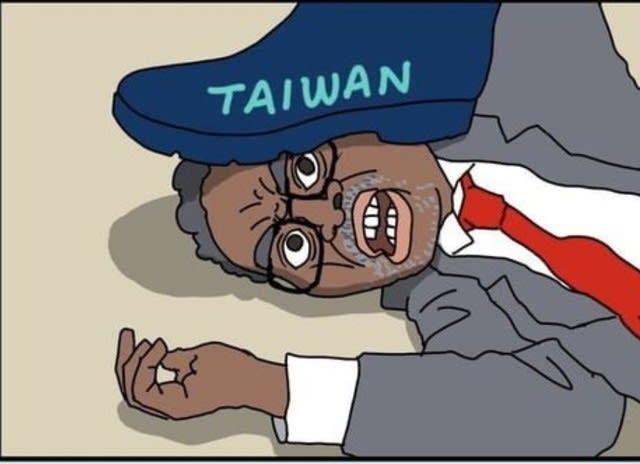 テドロス 台湾