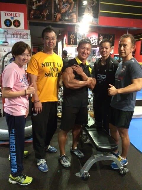 鈴木雅選手のセミナーに行ってきました。 - スポーツクラブS&C