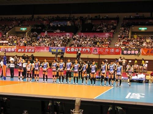 FIVBワールドグランプリ2017 仙...