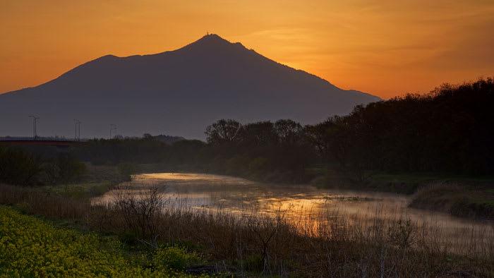 霞ヶ浦湖畔の呟き