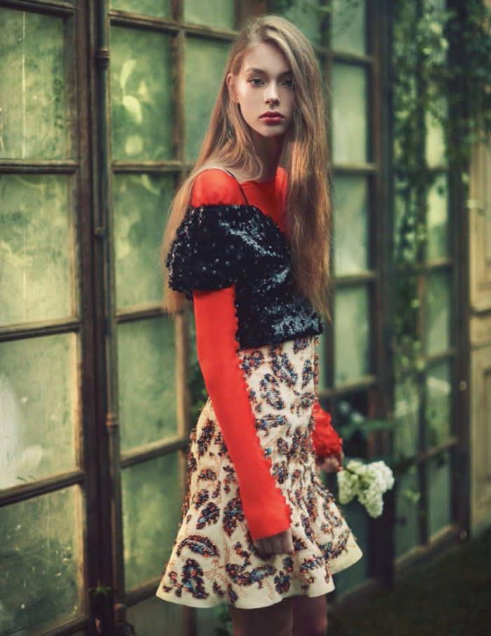 男イチコロファッションモデル#63.Lauren de Graaf. - 男イチコロ ...