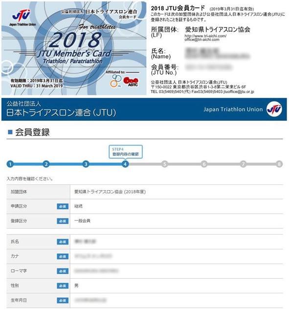 2018 JTU(日本トライアスロン連...