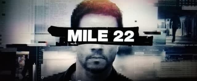 22 マイル