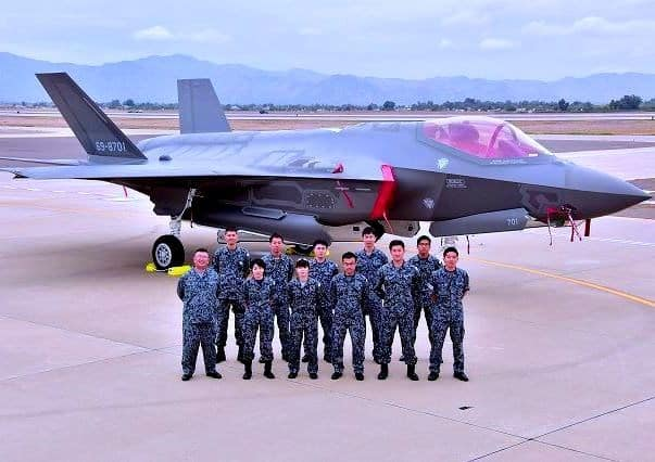 F-35【岩淸水・防衛省装備】