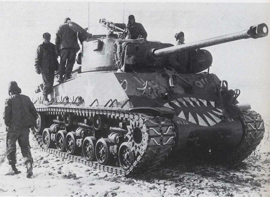 シャーマン 戦車