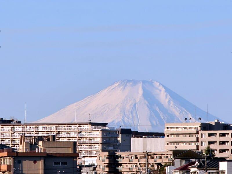 12月09日 富士山