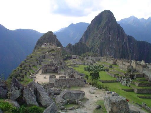 土木技術者が撮った中南米の「光りと影」の写真  及び 他国風情