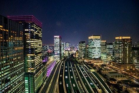 大都会TOKYO - ゆったりと写真を...