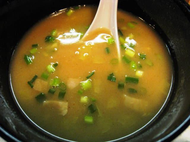 「スープ割り」