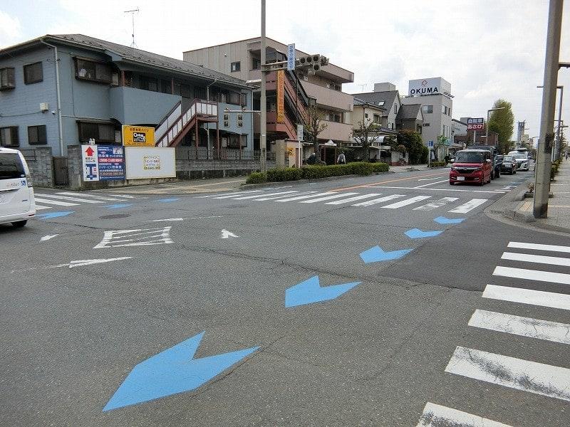 信号 分離 歩 車