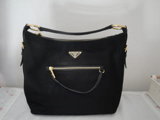 6f1a0d3ca9d8 プラダのバッグとお財布を買いました! - シニアのまったり生活♪
