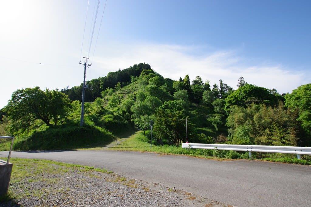 子王山城(群馬県) - むぎの城さんぽ
