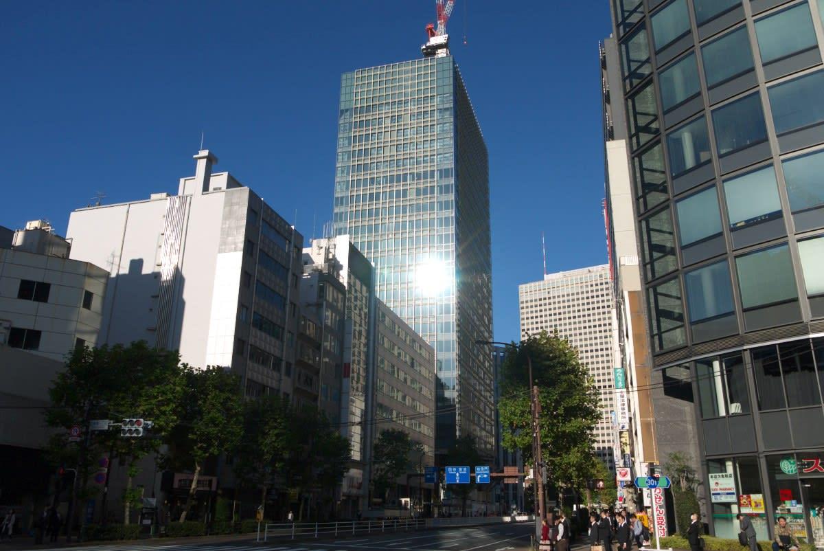 東京 虎ノ門 グローバル スクエア
