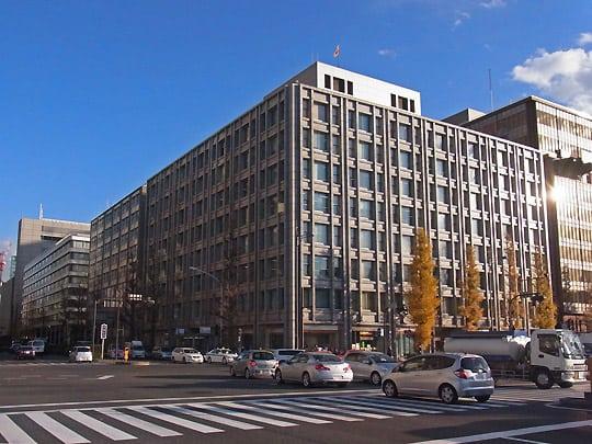 東京商工会議所ビル - 都市徘徊b...