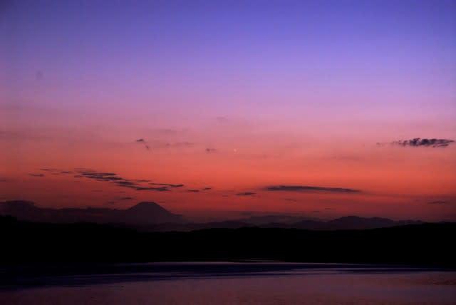 多摩湖・狭山湖周辺紅葉情報 2019
