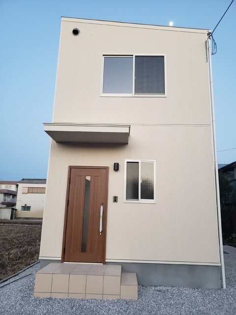 高知市の「シングルマザーのための家」新築のSさん邸です。