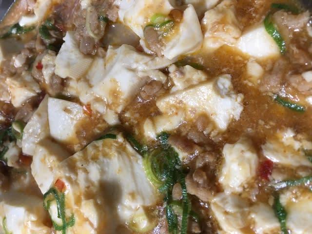 山本 ゆり マーボー 豆腐