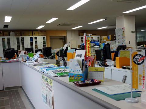 憧れの青ヶ島村役場 - 東京アイランド