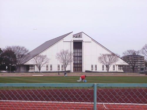 中台運動公園体育館(成田市) - 風物語