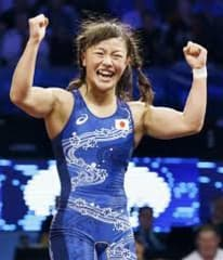 リオ五輪 日本女子レスリング 素...
