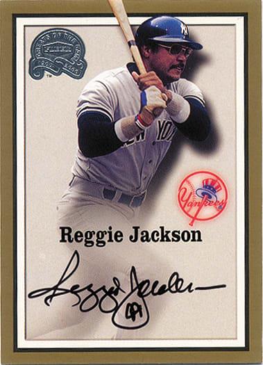 file.163 Reggie JACKSON【レジー・ジャクソン】 - GUMBO