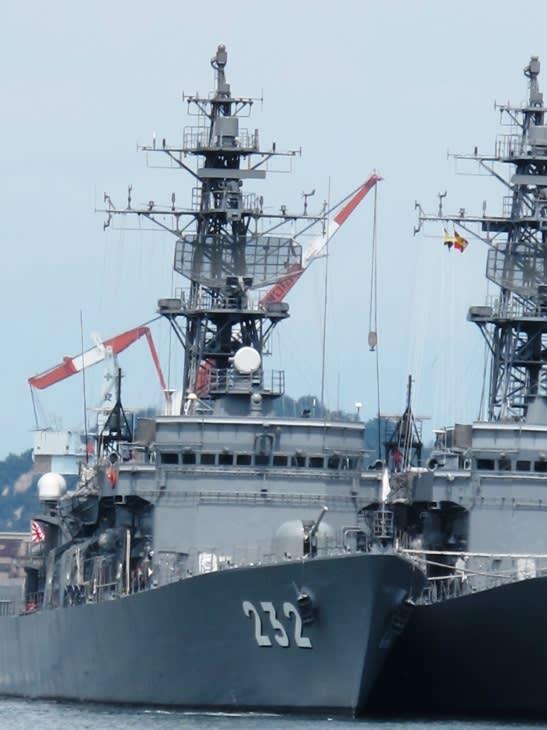 DE護衛艦せんだいDE-232 近海警備用護衛艦「あぶくま」型 4番艦 一般 ...