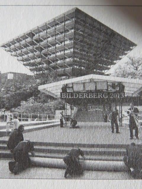日本 人 ビルダー バーグ 会議