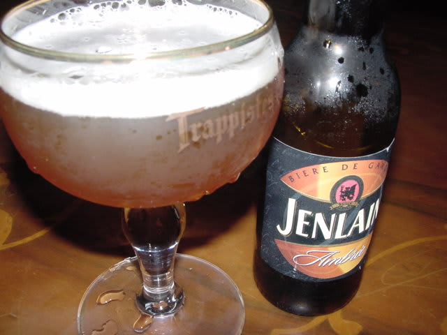 今日のビールはジャンレン・アンブレ(フランス)の画像