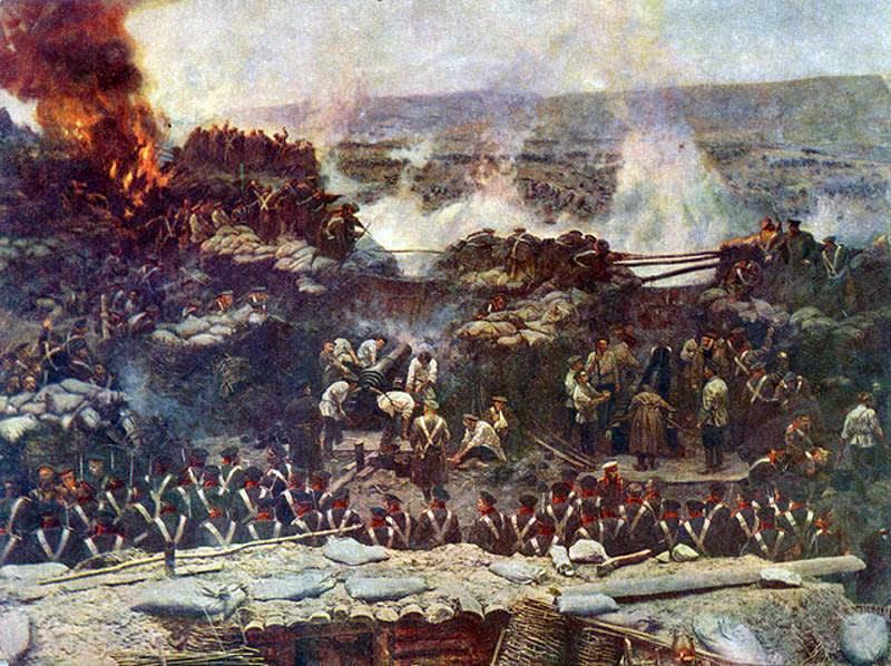 1853年 〈クリミア戦争(~1856年)〉 - ベック式!大学受験暗記法 ...