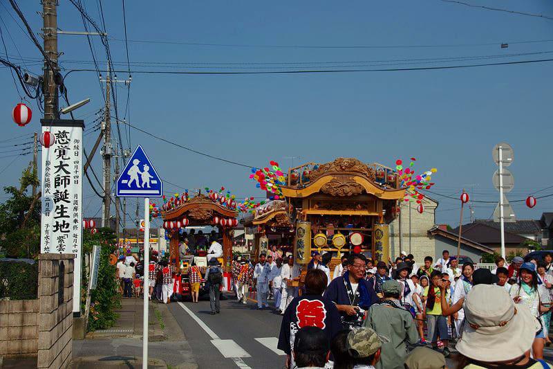 壬生町 八坂祭 27.7.11 - 栃木の木々
