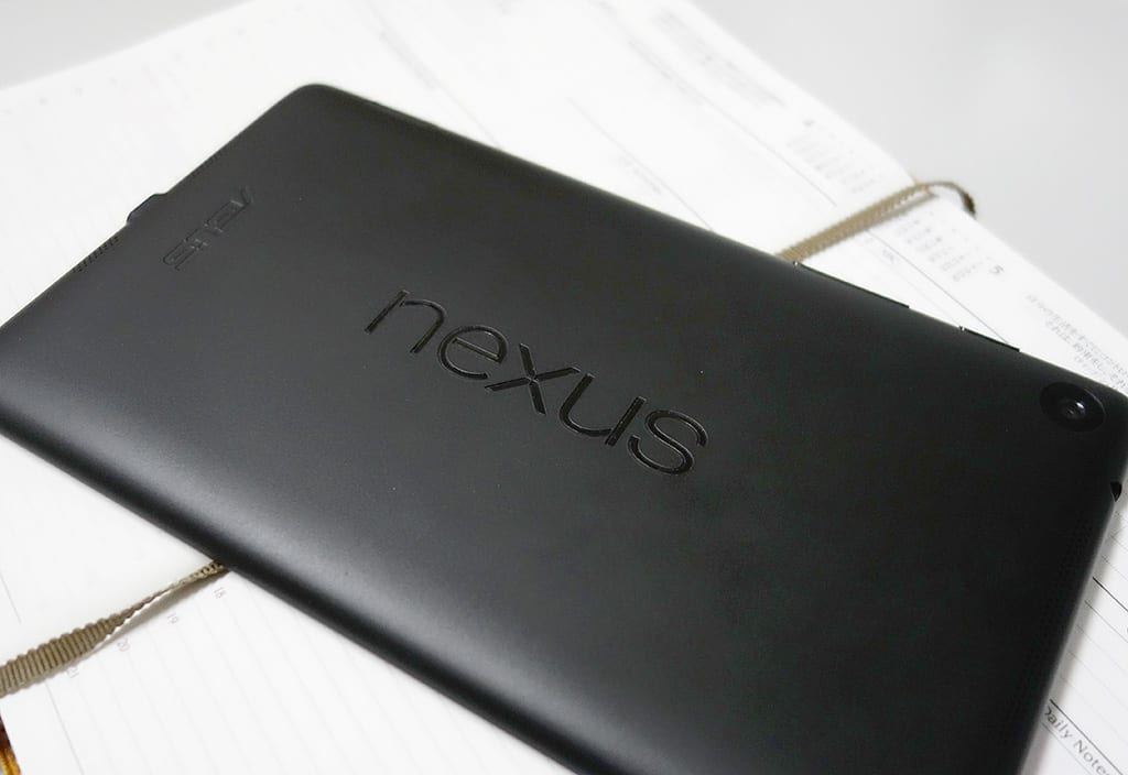 起動 しない nexus7