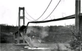 タコマナローズ橋の落橋 - gooブ...