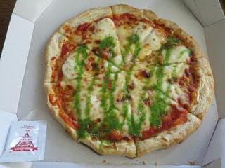 ガストのピザ 半額