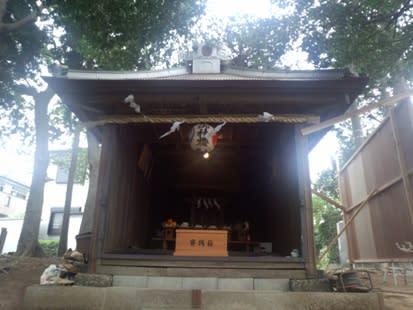 座間郷総鎮守 鈴鹿明神社ブログ「社務日記」