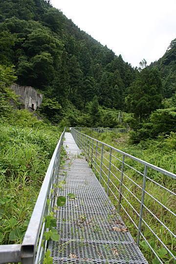 宝谷鉱山遊歩道