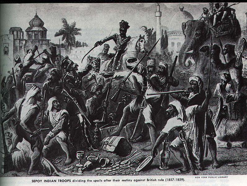 1857年 〈インド大反乱〉 - ベック式!暗記法ブログ TOP