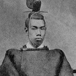 西郷どん,孝明天皇 - 名古屋の絞りマン
