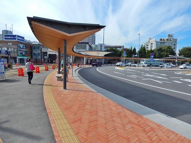 牛久駅東口改装;2015年11月3日 ...