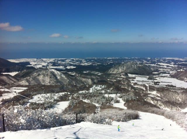 大山国際・上の原スキー場 - ス...