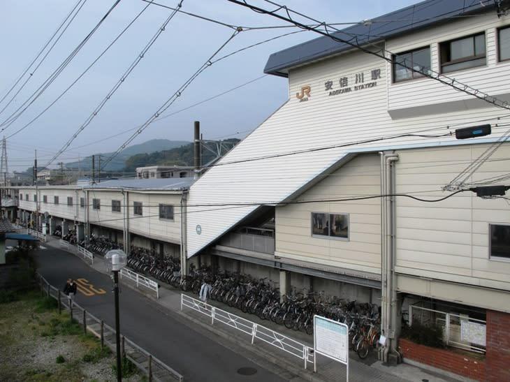 安倍川駅 東海道本線 - 観光列車...