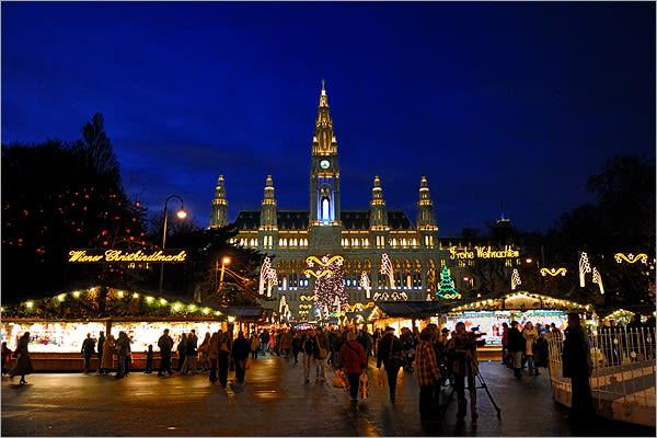 ウィーン市庁舎 - ウィーンとパ...