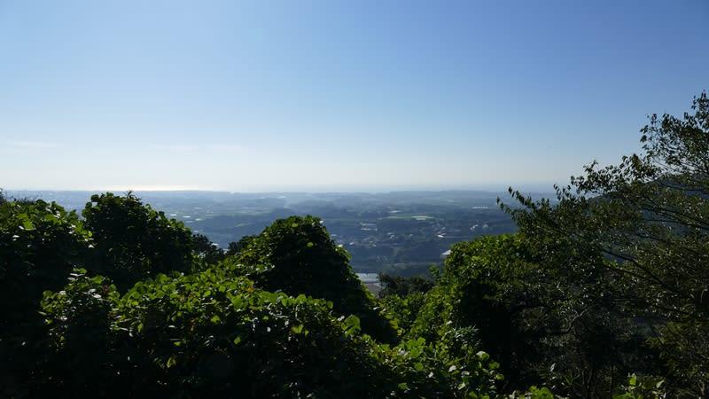 三浦富士からの眺め